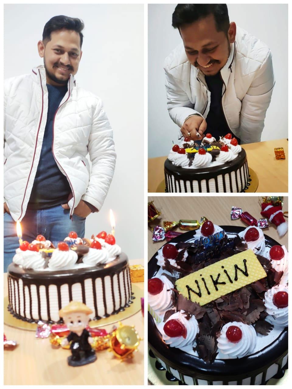 Birthday Celebration of Nikin Rawat