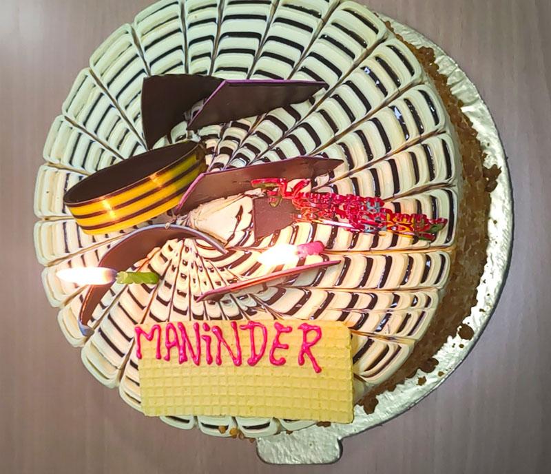 Happy Birthday Maninder Singh