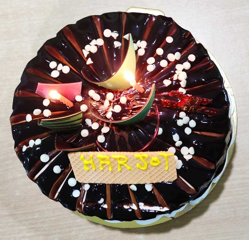 Happy Birthday Harjot
