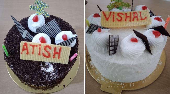 August Birthday Celebration of Atish Vishal